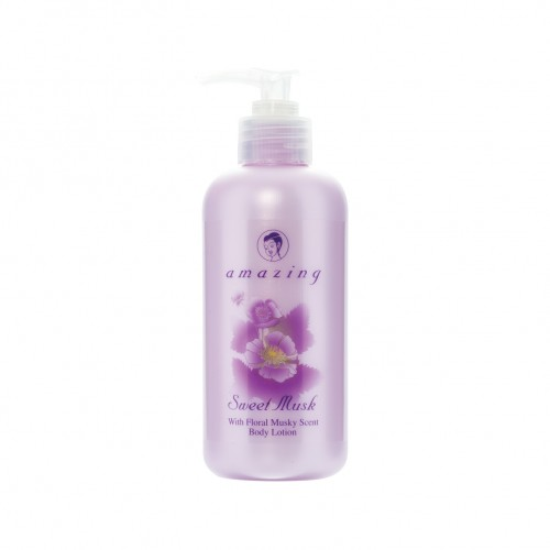 AMAZING SWEET MUSK BODY LOTION 300 ml.
