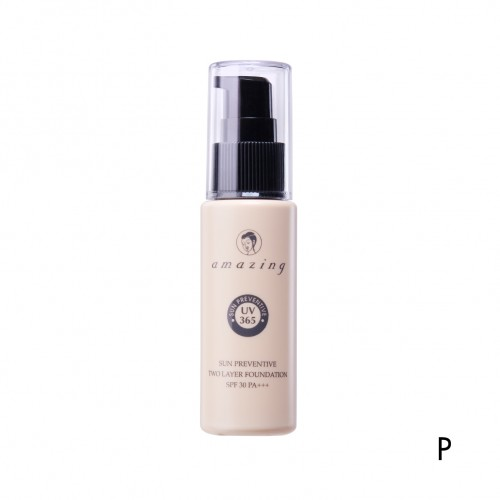 Amazing Sun Preventive Two Layer Foundation SPF 30 PA+++ P